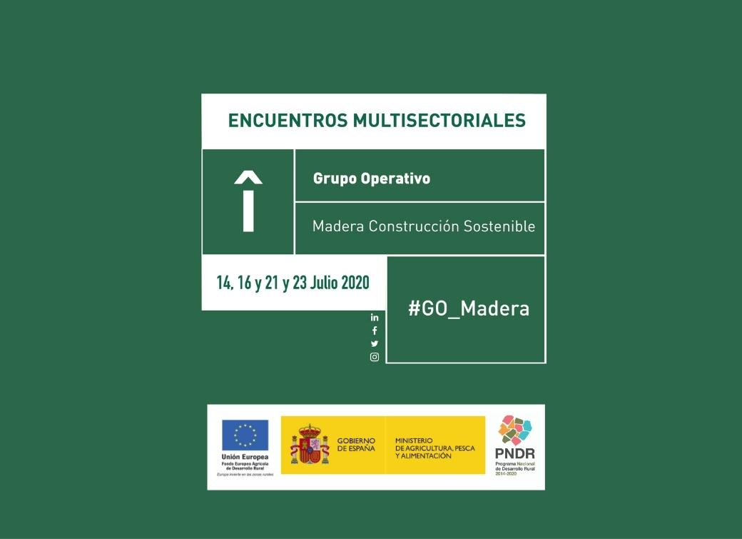 Encuentros Multisectoriales GO Madera